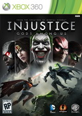 Game XBox Injustice