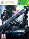 Game XBox Metal Gear Rising Revengeance