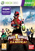 Game XBox Power Rangers Super Samurai
