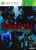 Game XBox Resident Evil Operation Raccoon City