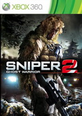 Game XBox Sniper Ghost Warrior 2