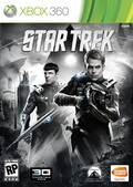Game XBox Star Trek