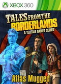 Game XBox Tales From The Borderlands